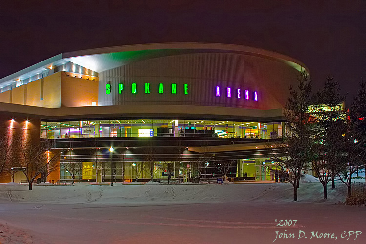 Spokane Arena, Spokane, Washington