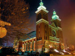 Cathedral of Our Lady of Lourdes, Spokane, Washington