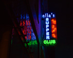 Ellas Supper Club,  Downtown Spokane, Washington