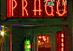 Prago, an Argentine Cafe, Riverside and Browne Street